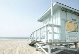 Пляжная кабинка