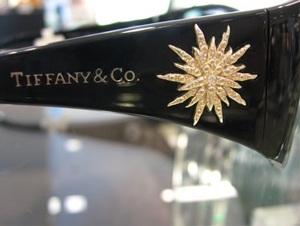 Tiffany&Co выпустила дебютную линию солнечных очков