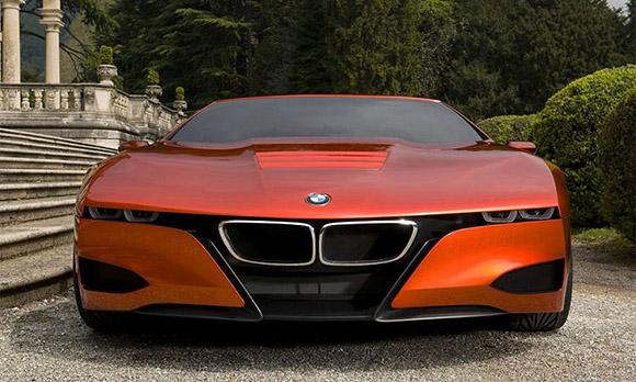 BMW M1 2009