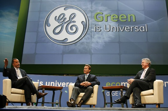 GE - General Electric - Green is Universal