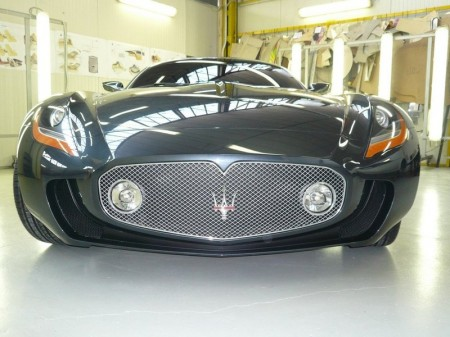 Maserati A8 Berlinetta