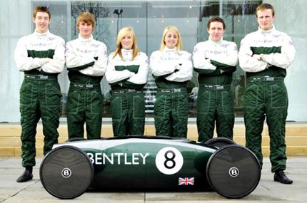Bentley Green Power