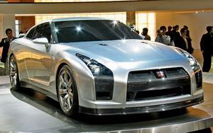 Nissan Electro Car