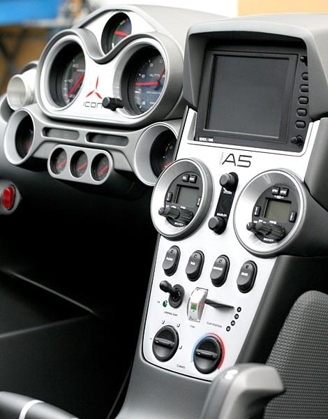 The Icon A5
