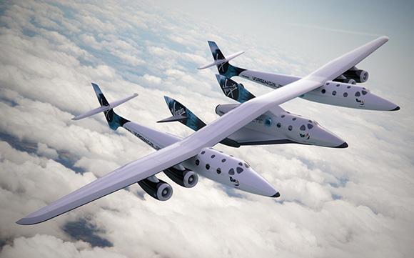 Virgin Galactic - Virgin Space Ship Two (Virgin Airlines)