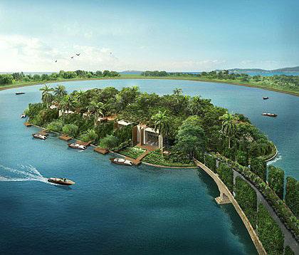 Sandy Island Villa