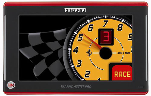 Ferrari Traffic Assist Pro Z250 Becker